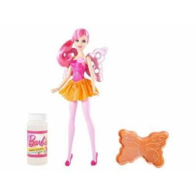 Barbie buborékfújóval-rózsaszín