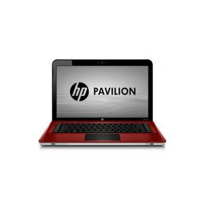 HP Pavilion DV6-3110EH Red XS082EA W7 6GB