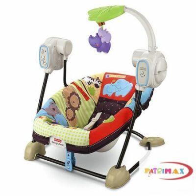 Fisher-Price Baby Zoo hordozható hinta